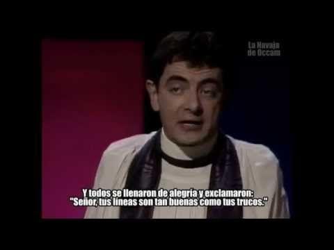 Humor Blasfemo al Estilo de Rowan Atkinson