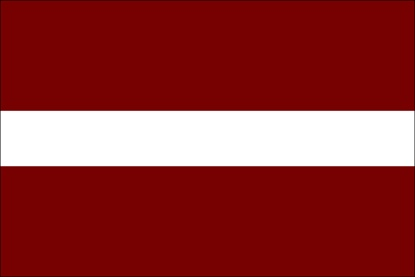 Latvian flag for me so I feel like I belong in the flag club. I'm obsessed with Latvia.