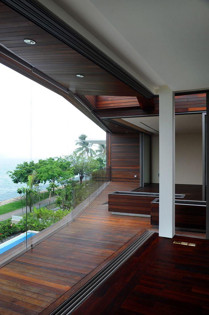 pencil office: stereoscopic house: Interior, Spaces, Beach House, Dream House, Stereoscopic House, Places, Architecture, Singapore