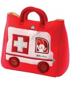 Lilliputiens Ambulance Doctors Kit $89.95 #sweetcreations #kids #babies #toys #play #roleplay