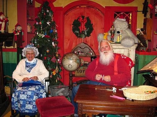 Ebay Santa S World Travels
