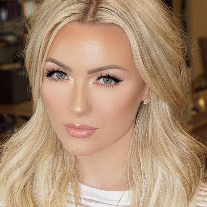 1001 Ideen Fur Braut Make Up Was Ist Modern In 2017 Make Up Braut Fur Ideen Ist Make Blonde Hair Makeup Blonde Hair Makeup Tutorial Blonde Bride