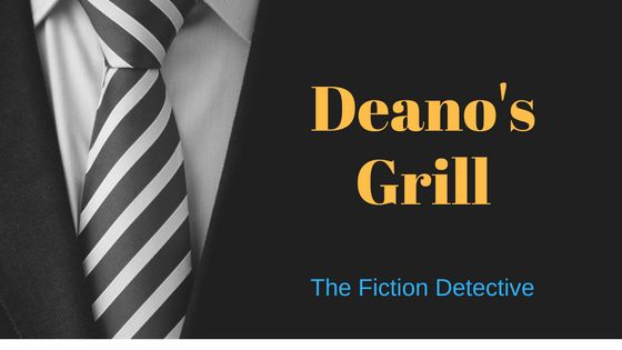 My Interview on Deano's Grill  with James D Mortain
