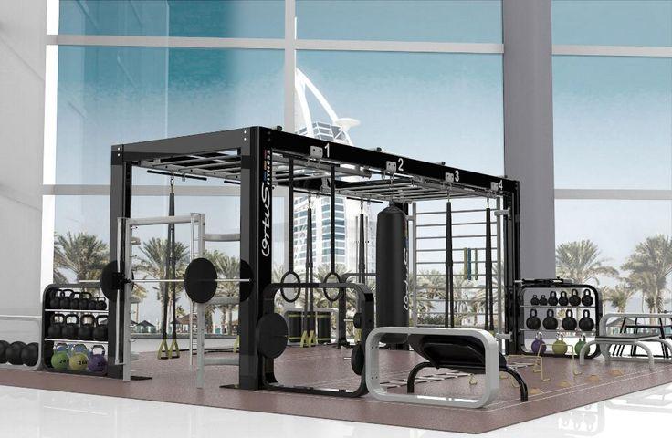 jaula-funcional-ortus-fitness  Trabajar con pasión día a día es lo que marca verdaderamente la diferencia.