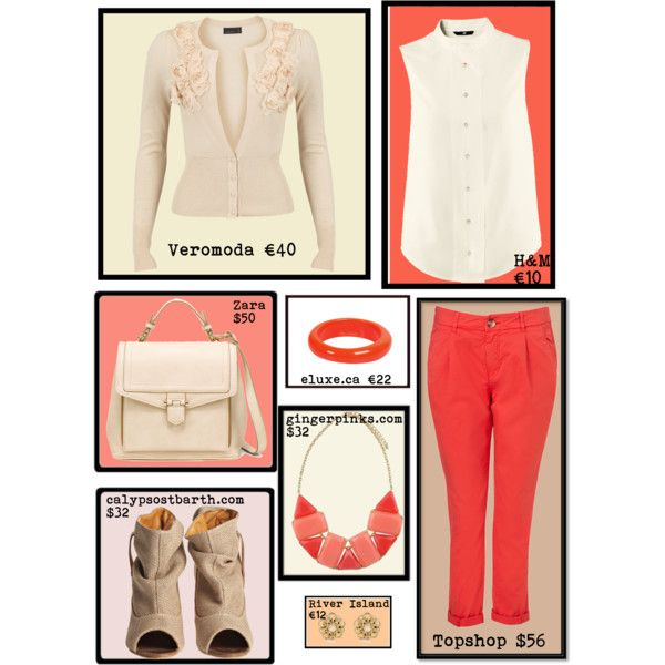 Office look, created by simarik on Polyvore: Office Looks, Offices Looks, Polyvore Sets