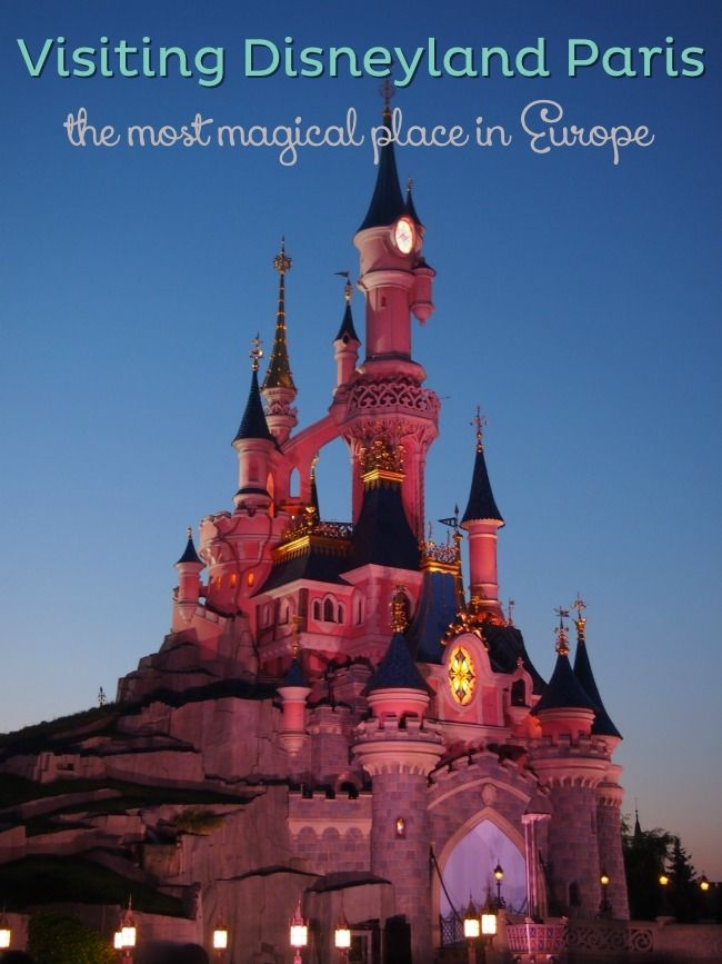 Tips for Visiting Disneyland Paris with Kids