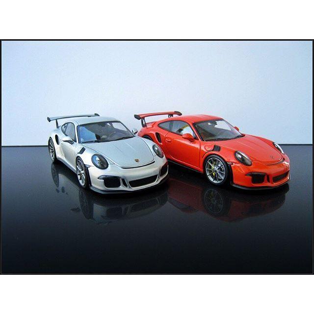 @garagemgtr Porsche 991 GT3 RS - Minichamps 1:43 Photo By GaragemGTR #diecast #diecastcars #diecastcollector #die... | - Pictigar