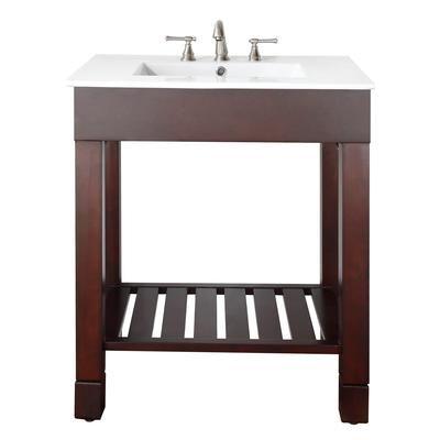 30 Bathroom Vanity With Top Canada 30 best open shelf vanities images on pinterest | bathroom ideas