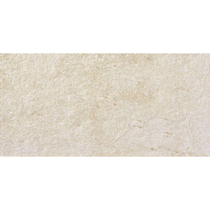 Fliesenwelt Bodenfliese Multiquartz white 30x60cm jetzt günstig kaufen!