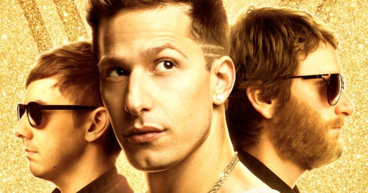 'Popstar' Review: Lonely Island Returns in Hilarious Fashion -- Andy Samberg reunites with his Lonely Island cohorts Akiva Schaffer and Jorma Taccone to turn the music industry on its ear in 'Popstar'. -- http://movieweb.com/popstar-never-stop-stopping-movie-review-lonely-island/