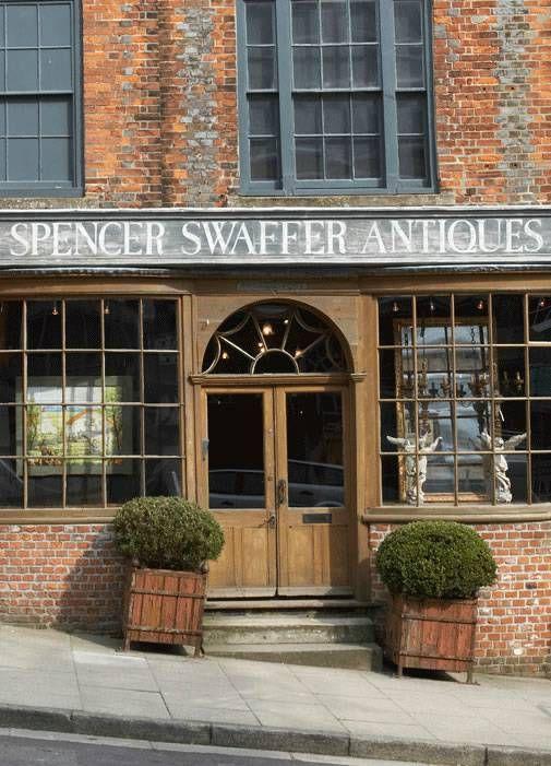 Spencer Swaffer Antiques - Company