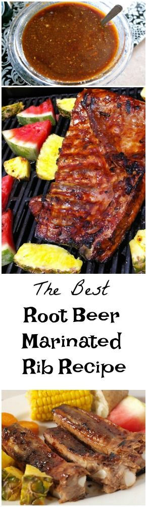 The Best Root Beer Marinade Recipe for Grilling Ribs!
