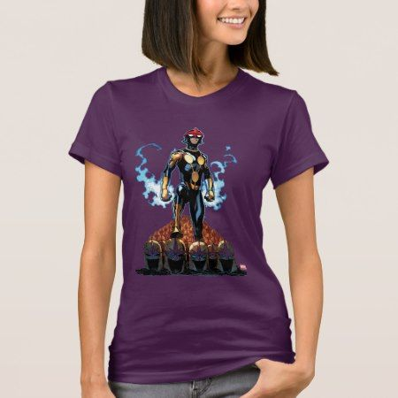 Nova Over Fallen Nova Corps Helmets T-Shirt - click to get yours right now!