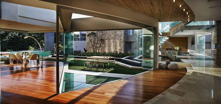 'Glass House Project' By Nico Van Der Meulen Architects - UltraLinx