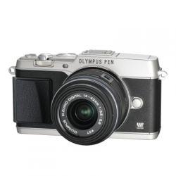 Olympus E-P5 kit cu EZ-M1442 II R argintiu - aparat foto - F64
