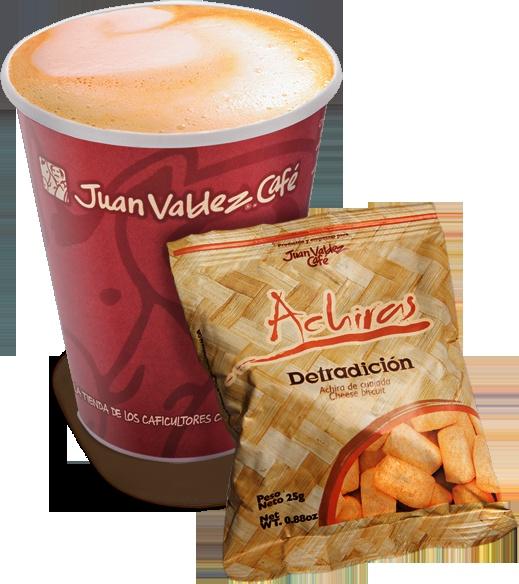 ~ Juan Valdez Cafe ~