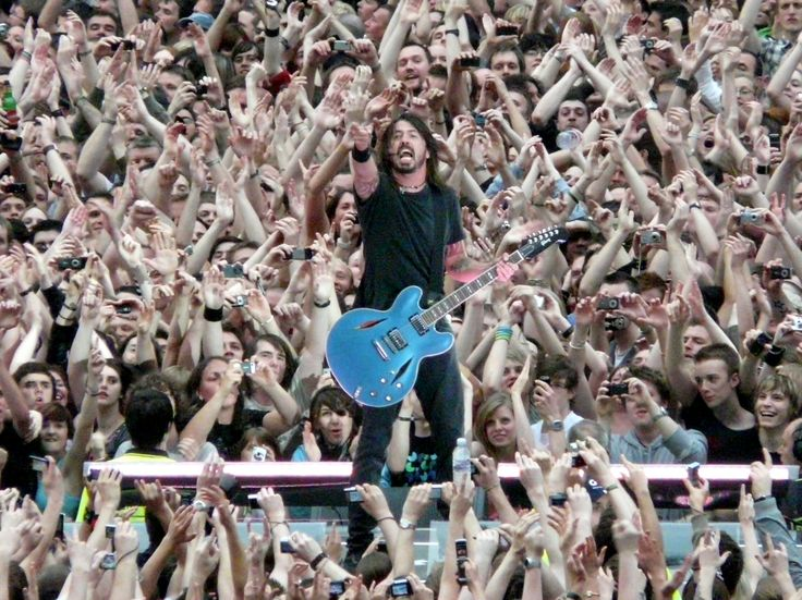 Foo Fighters Came 3rd Overall In Our Ultimate Festival Lineup Vote
