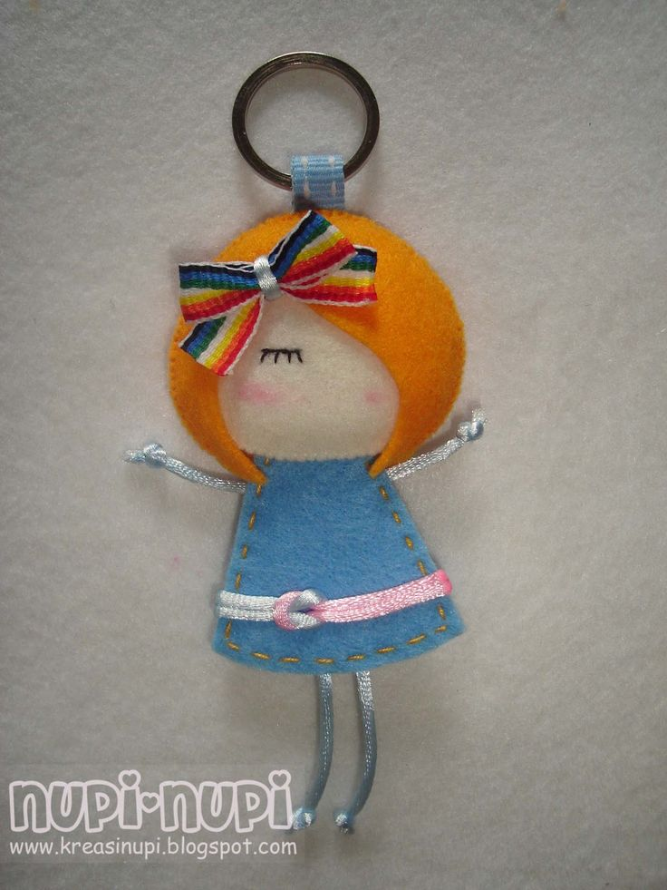 Sahabat Nupi (panggilan baru nih...^^) pasti sudah tahu kan kreasi Fairy Girl? Tersedia paket belajarnya di sini . Yang ini lhooo...