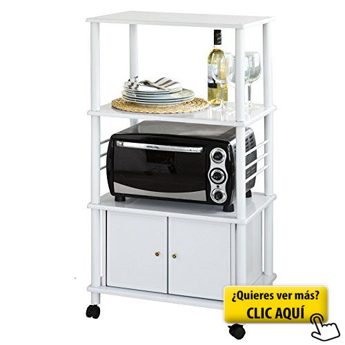 SoBuy® Carrito de cocina, estante de cocina,... #mueble #cocina