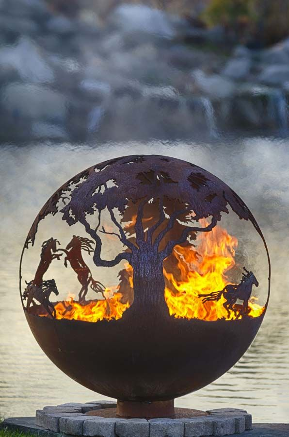 Wildfire Artisan Fire Pit