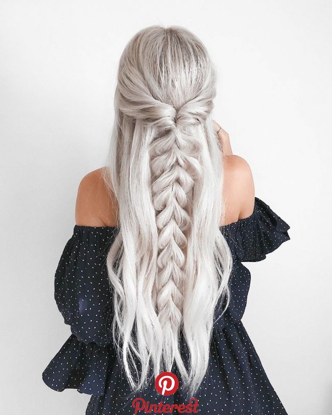 20 Most Gorgeous Plait Hairstyles 2019 : Find The Best One now   You will get here 20 amazing plait hairstyles for everyday makeup, party look or any ...