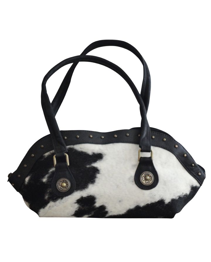 Handtas koeienhuid cowhide handbag
