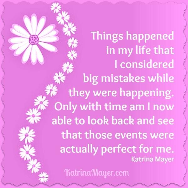 Things Happened In My Life.