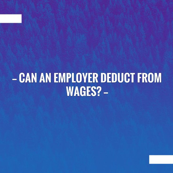 Can an employer deduct from wages? https://wirestork.com/blogs/uae-labor-law/can-an-employer-deduct-from-wages?utm_campaign=crowdfire&utm_content=crowdfire&utm_medium=social&utm_source=pinterest
