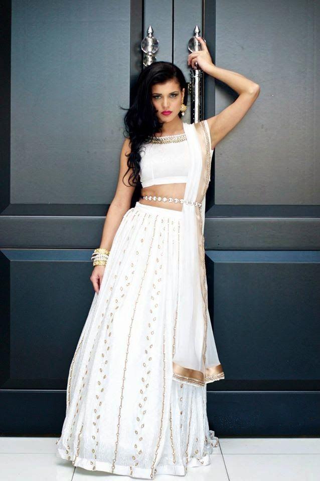 Scarlet Bindi - South Asian Fashion Blog by Neha Oberoi: DESIGNER SPOTLIGHT: SANT LAFLEUR