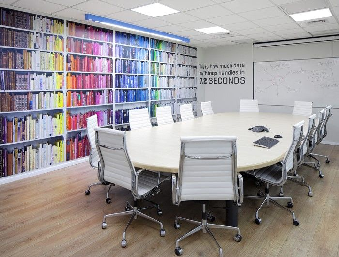 the new mythings offices