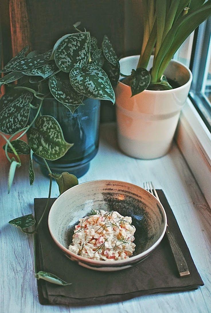 Asia White Kitchen: Królowa sałatek