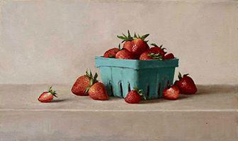 Sarah Lamb | Still Life Gallery, comisión, trampantojo, juego, pintura al óleo del paisaje, realismo contemporáneo, alla prima, pintura al óleo clásica