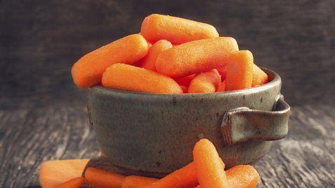 Glazed Carrots - RTE Food