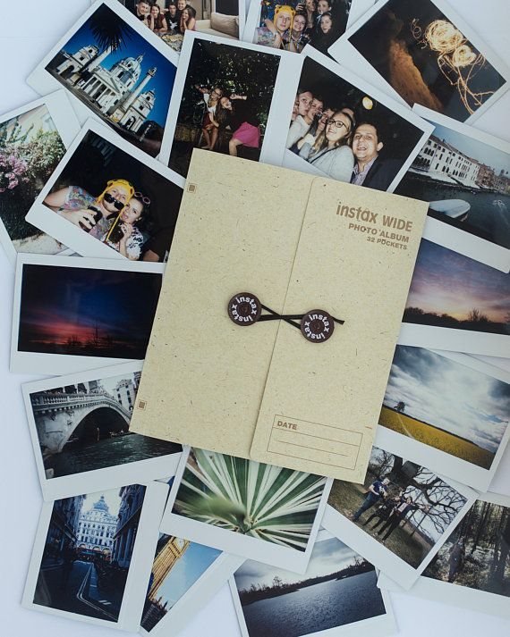 Instax Photo Album For Fujifilm Instax Wide 300 210 200 Instax