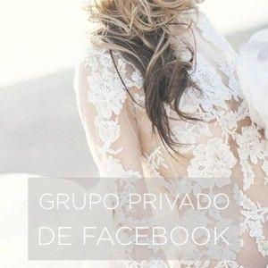 GRUPO PRIVADO DE FACEBOOK PARA WEDDING PLANNERS - Un grupo formado por Wedding Planners de habla hispana, cuyo objetivo es ayudarnos, compartir dudas, información y éxitos.