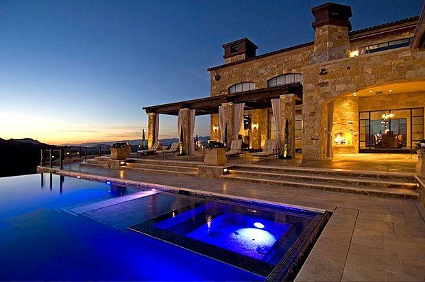 Pool & Pool Deck | Malibu Rocky Oaks Estate Vineyards | Swimming Pool (Outdoor) Venue for Rent in Malibu, CA | ShareMySpace