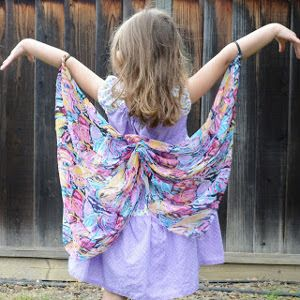 Easy and Beautiful Butterfly Wings
