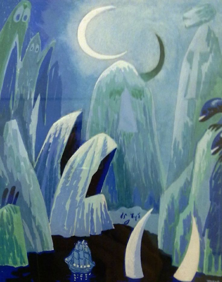 Tove Jansson's Tales of Horror | tygertale