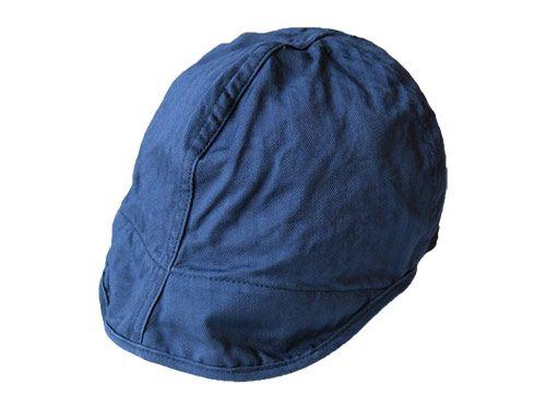 TATAMIZE WORK CAP INK BLUE - maillot homspun nisica MARGARET HOWELL MHL. Charpentier de Vaisseau Lin francais d'antan TOUJOURS EEL の通販 rusk
