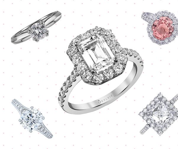 A Guide To Engagement Ring Styles: Best 20+ Engagement Ring Guide Ideas On Pinterest