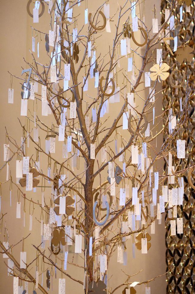 Wishing tree instructions wedding bands