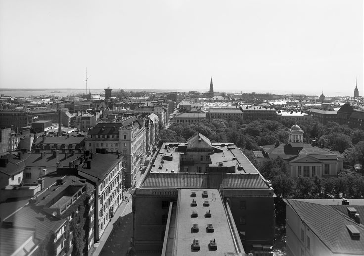 Panoraama Hotelli Tornista eteläkaakkoon