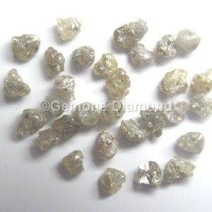 LOT OF 2.00 CT NATURAL BROWN ROUGH DIAMOND BEADS FOR NECKLACE THAT WILL MAKE YOU LOOK REALLY GORGEOUS at wholesale price.