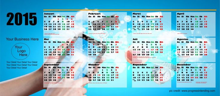 Kalender 2015 Indonesia - Design_27_Mobile