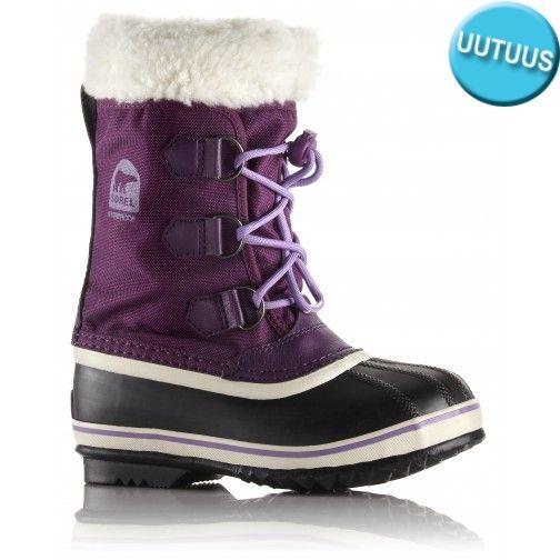 #Sorel YOOT PAC NYLON #shoes #kids #winter #Kookenkä