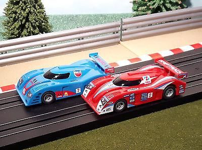 For sale Micro Scalextric ... One careful owner! Browse here http://www.actionslotracing.co.uk/products/micro-scalextric-pair-of-1-64-cars-le-mans-griptrack-red-2-moto-blue-7?utm_campaign=social_autopilot&utm_source=pin&utm_medium=pin