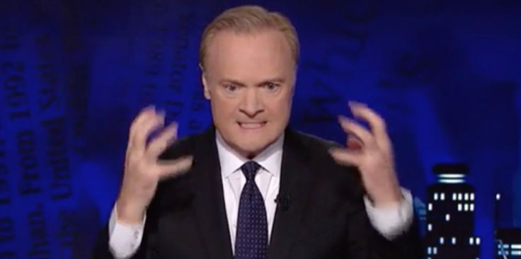 """I'M SORRY!!! Lawrence O'Donnell Apologizes """"A Better Anchorman and a Better Person"""" [Watch]"""