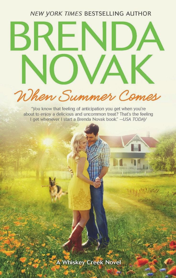 Renee Entress's Blog: [review] When Summeres By Brenda Novak Http: