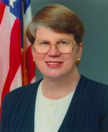 Clinton's Attorney General, Janet Reno's 1993 letter firing 93 United States attorneys. -