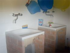 Sardinia Residence Vacation Apartment Rentals By Owner just in case you feel like do a little hand washing on your hols!!
